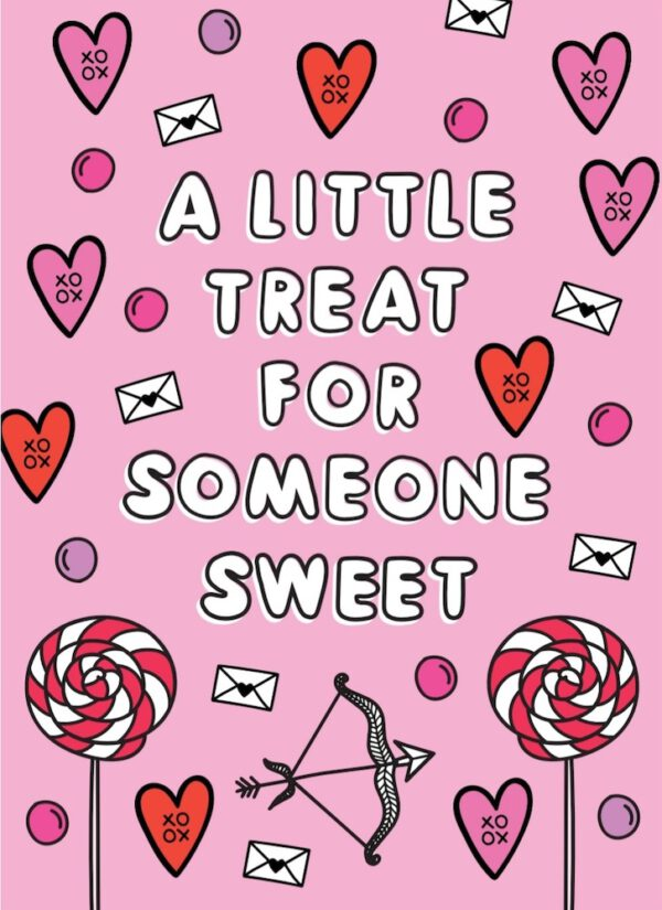 A little treat for someone sweet