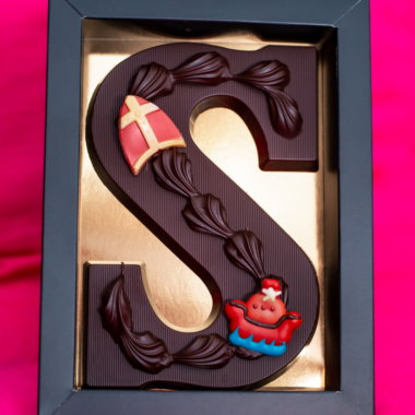 Luxe chocoladeletters